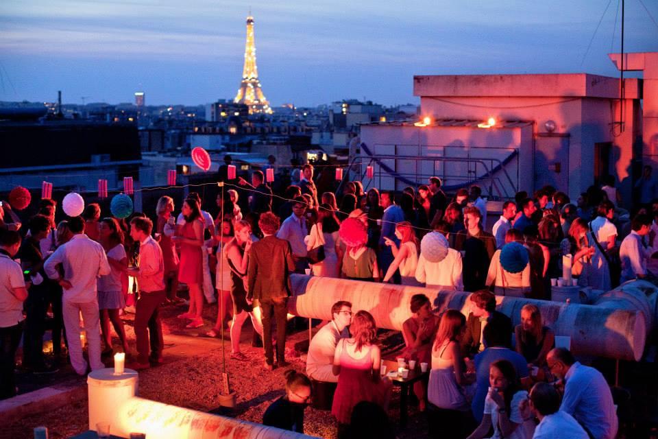 paris night parties