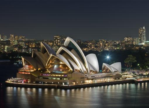 Visit To Sydney