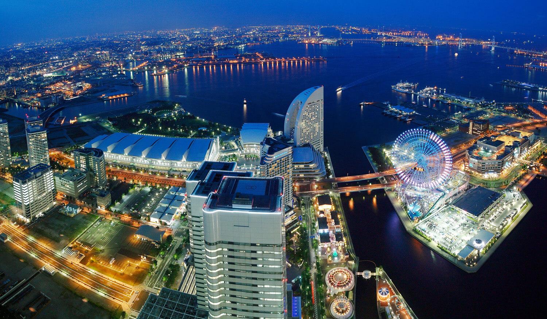 Yokohama minato mirai District