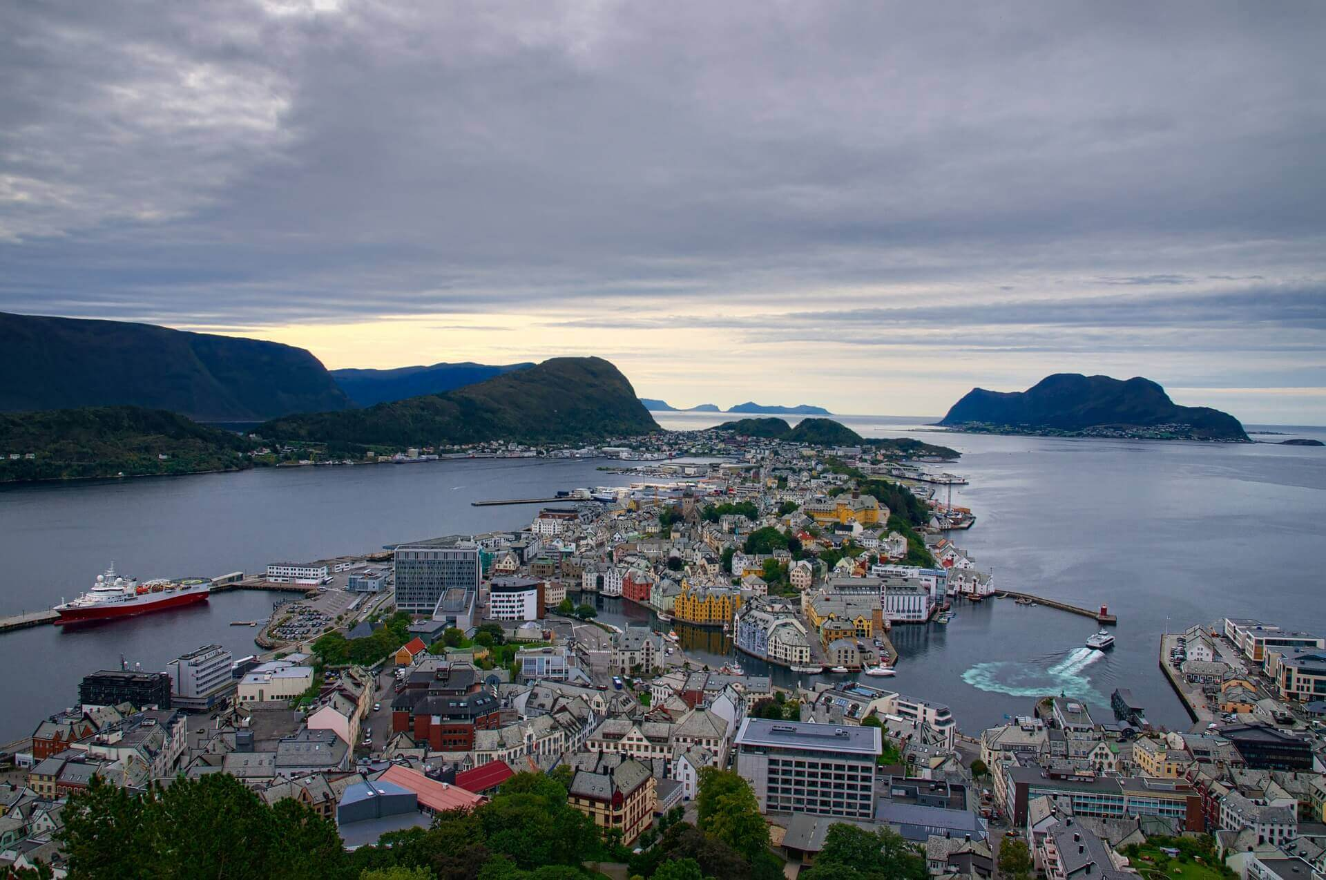 Top 10 Best Places to Visit in Norway