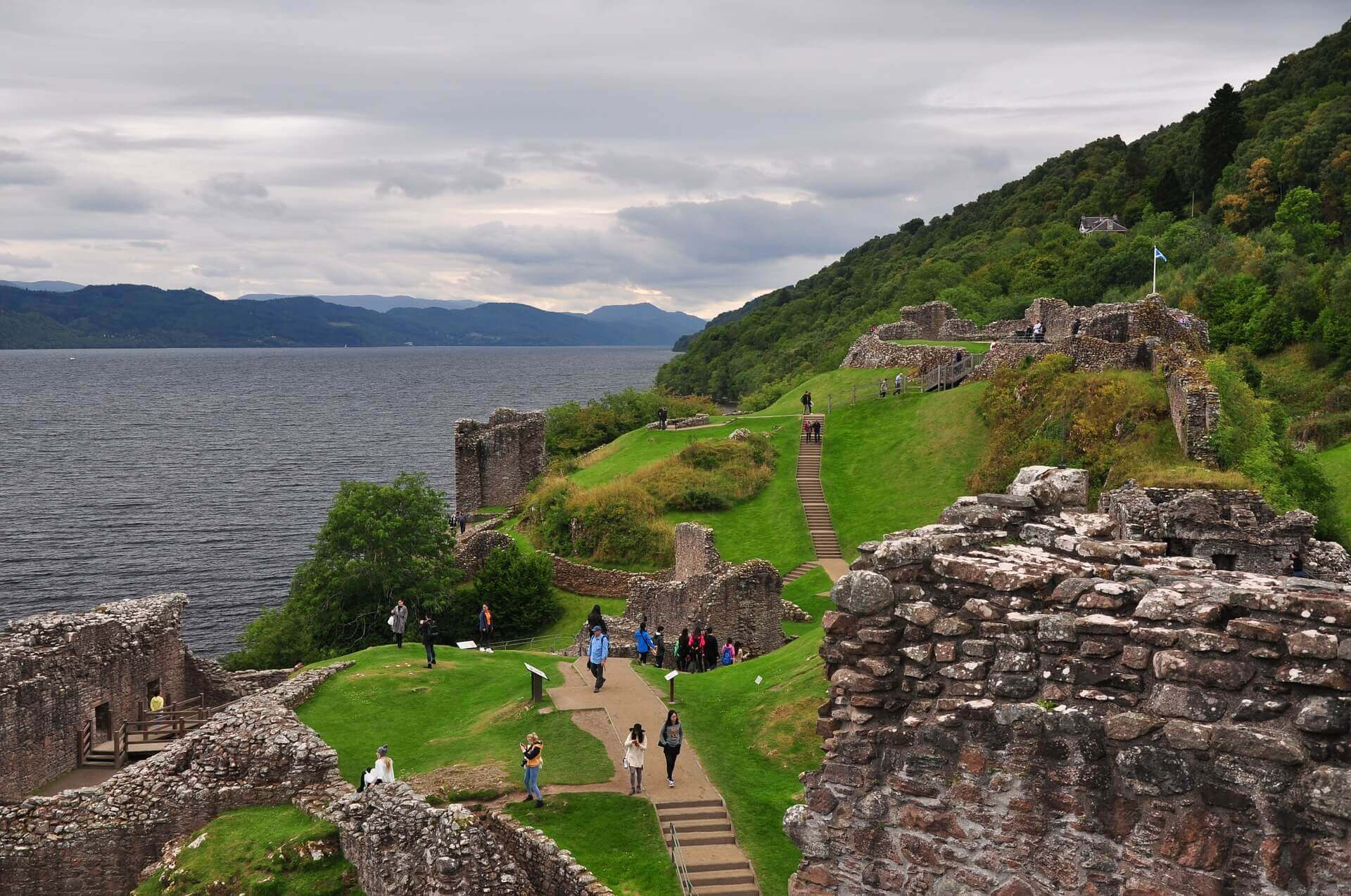 Tourist Attractions in Scotland
