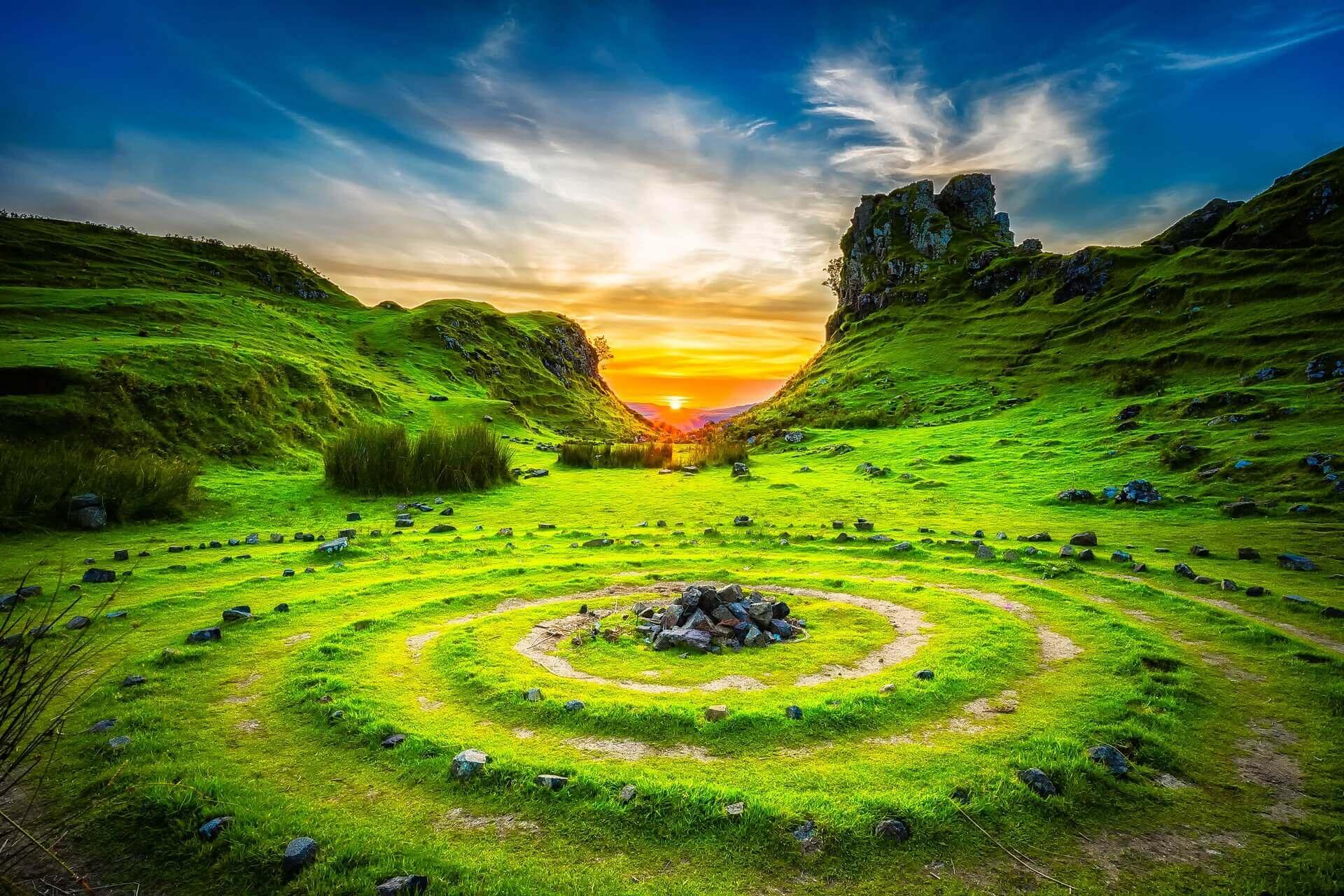 Tourist Attractions in Scotland