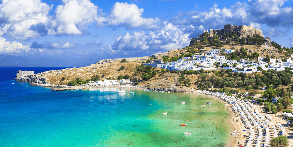 Tourist Attraction in Greece