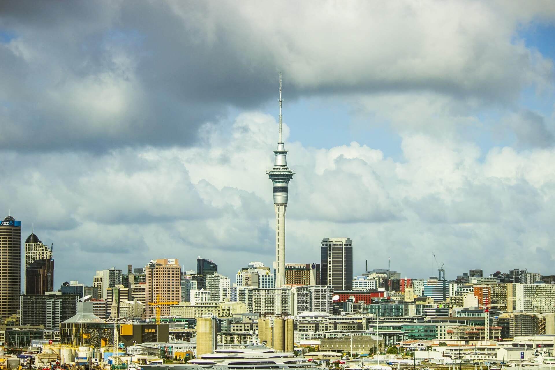 Tourist Attraction in New Zealand