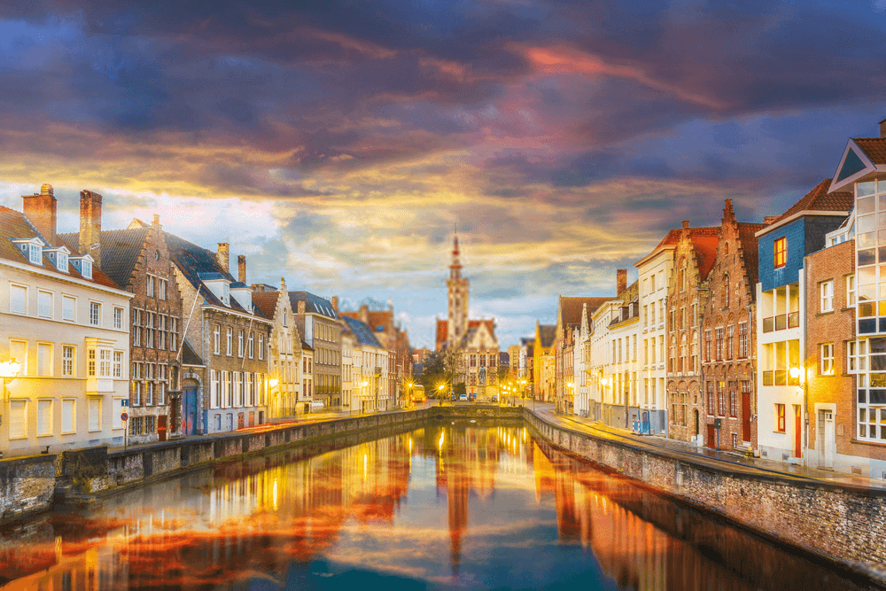 Top 10 Tourist Attraction To Visit in Belgium
