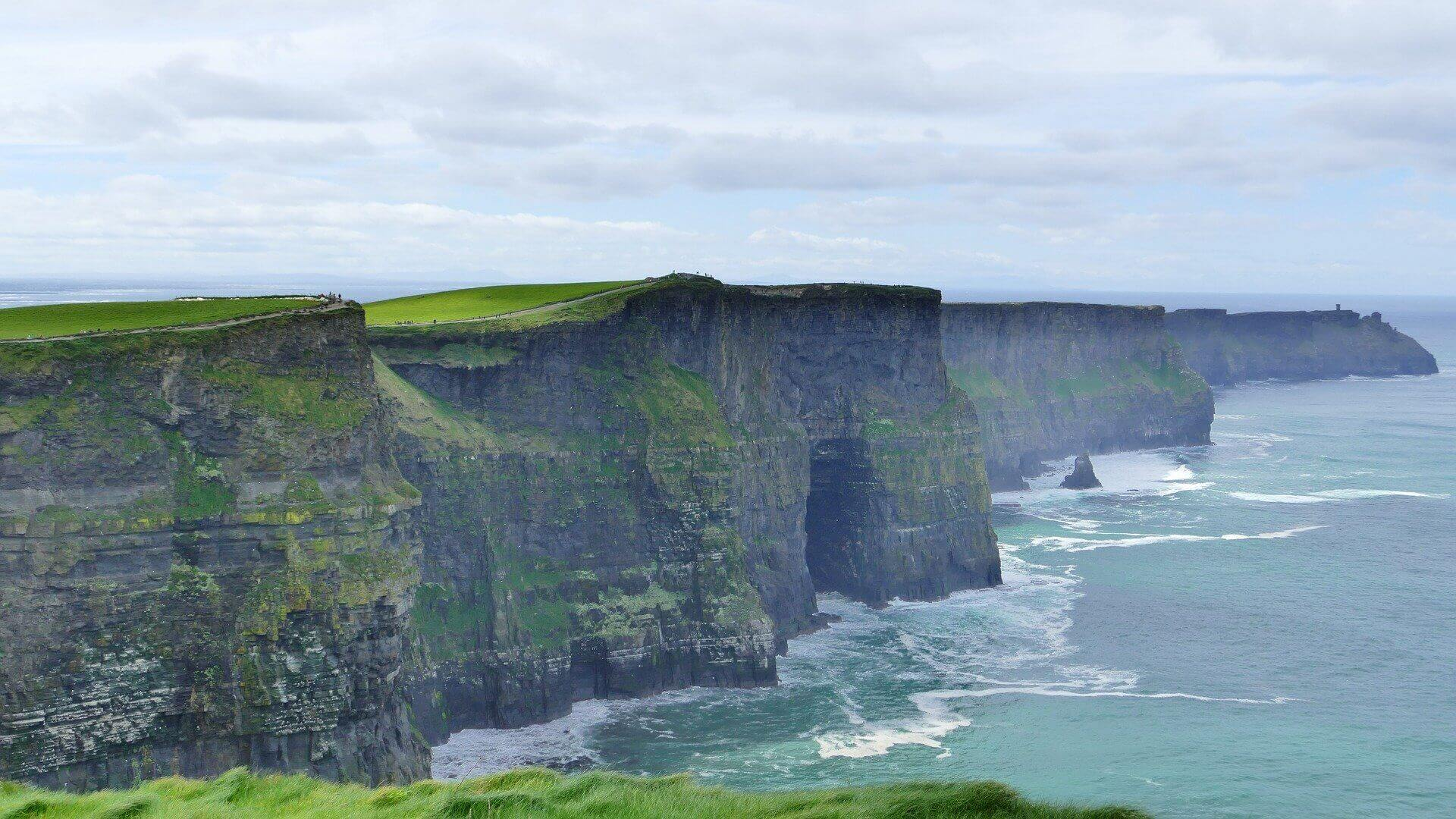 tourist attractions in ireland