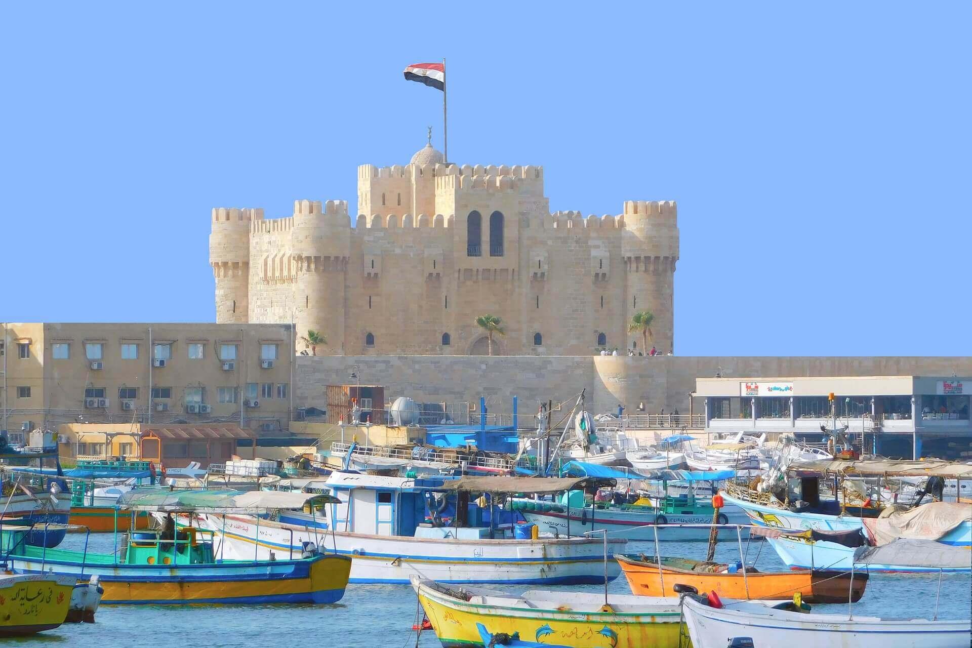 Kite bay fortress