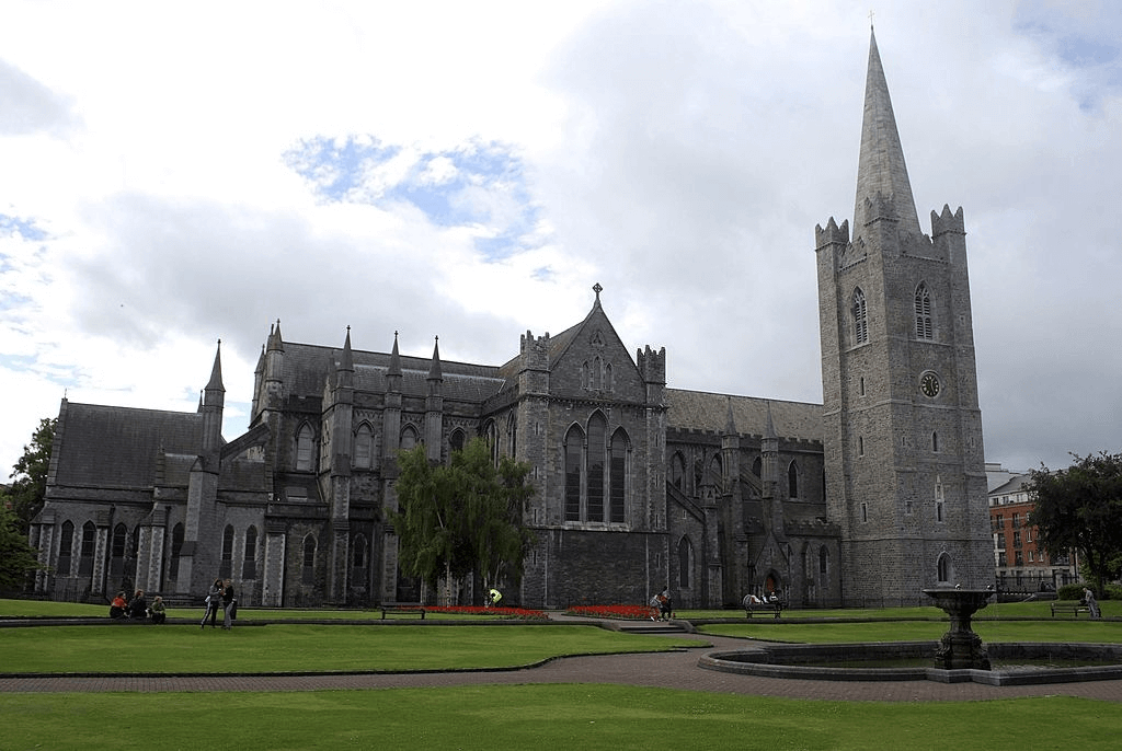 St Patricks Cathedral Ireland