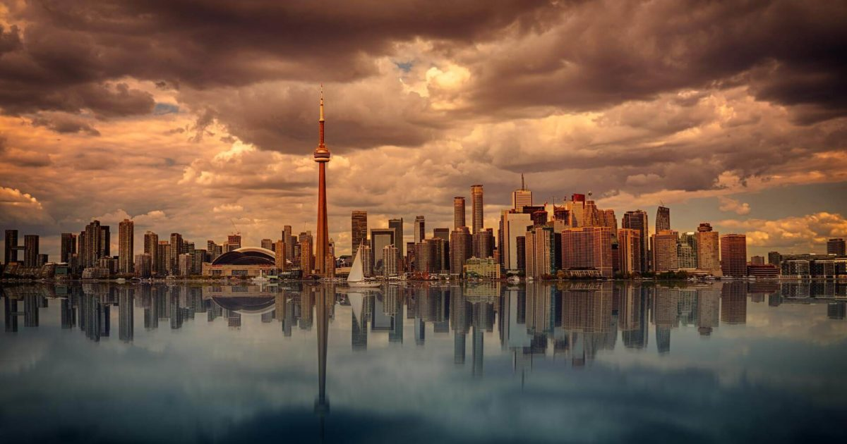 Tourist attractions in Canada