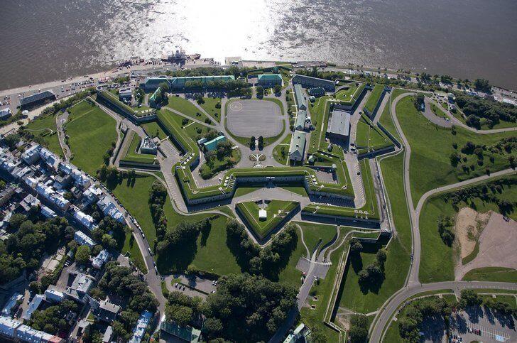 Quebec Fortress