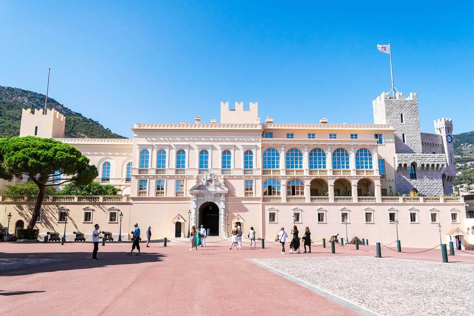 Princes Palace of Monaco