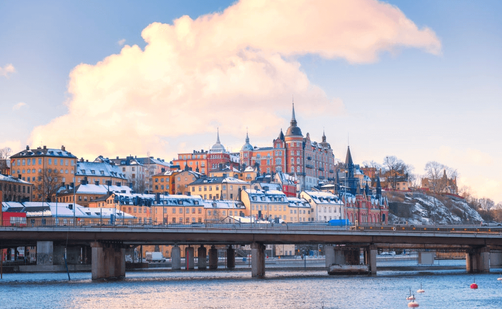 Tourist Attractions in Sweden