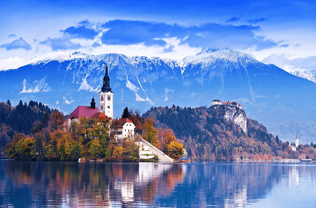 Tourist Attractions in Slovenia